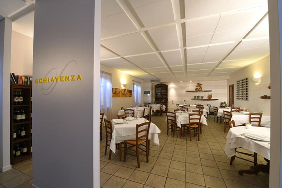 Restaurant - Azienda Agricola Schiavenza - Vini e cucina di Langa